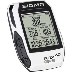SIGMA SPORT ROX 11.0 Ciclocomputador GPS Básico, white
